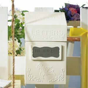 7 id es d co pour votre urne mariage mon mariage pas cher. Black Bedroom Furniture Sets. Home Design Ideas