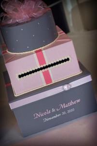 7 id es d co pour votre urne mariage mon mariage pas cher - Petite boite en carton a faire soi meme ...