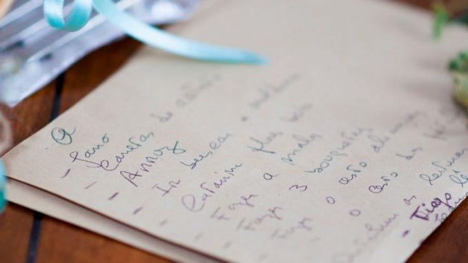 comment faire une liste de mariage