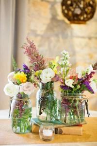 bocaux_mason_jars_fleurs_vase_simple_mariage