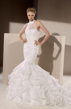 681ef15dd152 10 robes de mariée tendance à petits prix - Mon mariage pas cher !