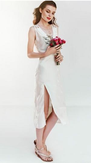 Une robe de mariée éthique, chic et à prix accessible, c'est possible !