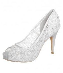 Mes chaussures de mariage à prix doux !