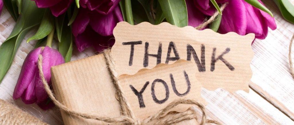Carte Remerciement Apres Mariage Proches Et Famille