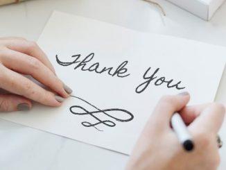 Faire Une Carte De Remerciement Apres Le Mariage