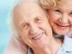 Câlins couple âgé