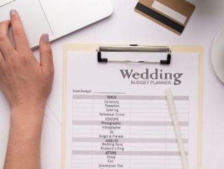comment établir un budget de mariage ?