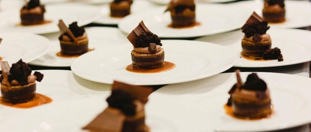 Desserts De Mariage Au Chocolat