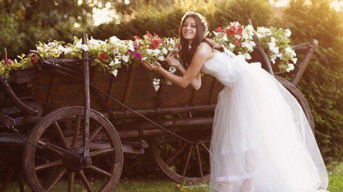 comment s'habiller pour un mariage champetre